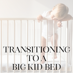 child in crib | Cyprus sleep consultant | Lisa Gargaro Sleep Co