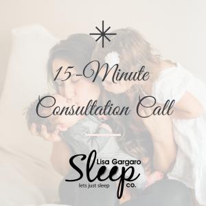 Lisa Gargaro Sleep Co 15 min consultation call UK London, Edinburgh Scotland UK sleep consultant