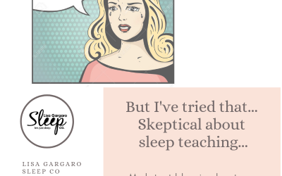 Skeptical of sleep-teaching…