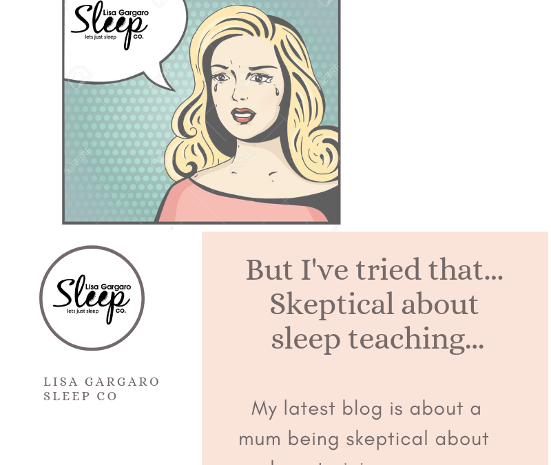 Skeptical of sleep-teaching…