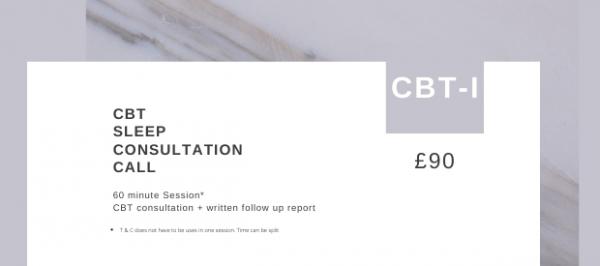 LIsa Gargaro Sleep Co - CBT-I session. UK Sleep consultant