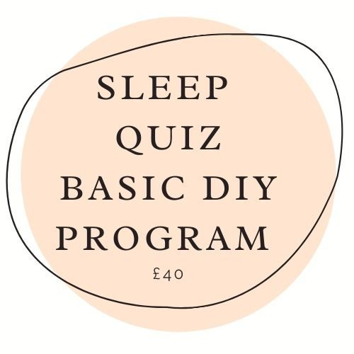Lisa gargaro Sleep co - UK London Sleep Consultant - sleep quiz basic DIY program