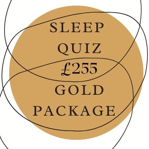 Lisa Gargaro Sleep Co - Scotland, UK Sleep holistic sleep consultant Sleep Quiz gold package