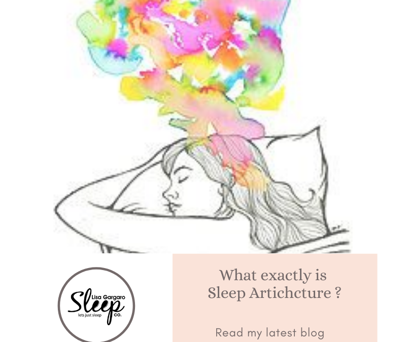 sleep architecture blog by Lisa Gargaro Sleep Co