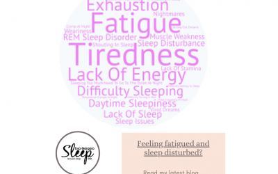 Lisa Gargaro Sleep Co – Blog – Feeling fatigued and sleep disturbed