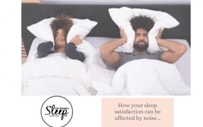 Lisa Gargaro Sleep Co – Blog – How your sleep satisfaction can be affected by noise