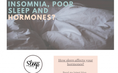 Lisa Gargaro Sleep Co – Blog – How sleep affects your hormones?