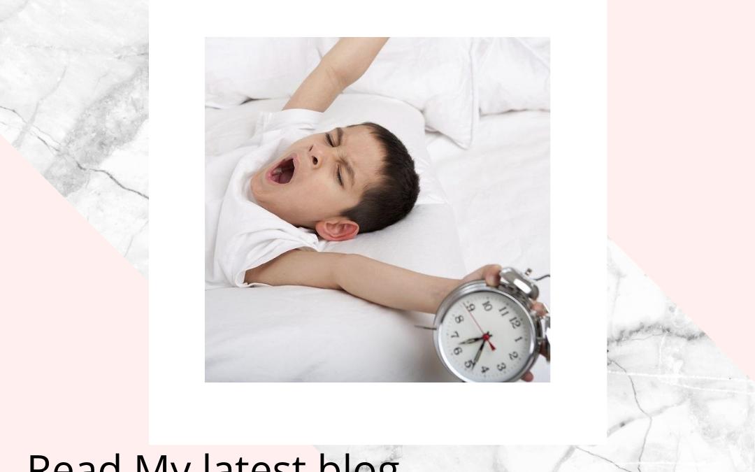 Lisa Gargaro Sleep Co - Teenagers and sleep blog UK Sleep consultant London, Edinburgh,