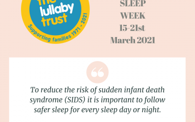 Safer Sleep Week – 15th – 21st March 2021 – Sleep Co – Blog