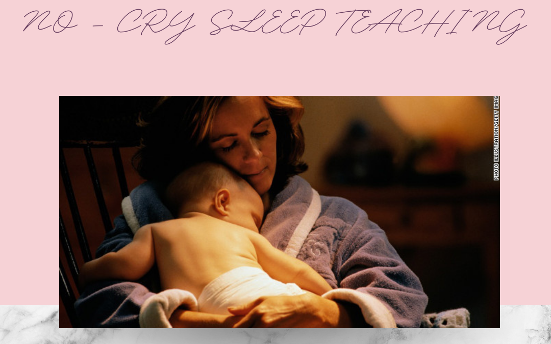 No – cry sleep teaching – Blog – Lisa Gargaro Sleep Co